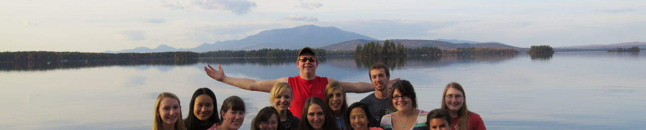 Mitchell Scholars, Katahdin, Mitchell Institute Leadership Experience