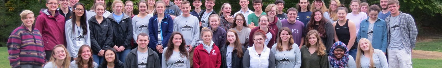 Mitchell Scholars at Baxter State Park